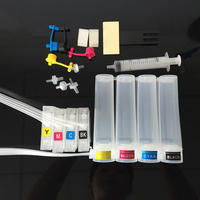 CISS For HP 932 933 With ARC Chips For Officejet 6100 6600 6700 7110 7610 7612 printer Continuous Ink Supply System for hp932