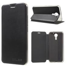 Телефон мешок или umi плюс case кожа стенд чехлы для umi плюс крышка мобильного