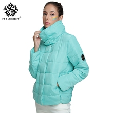 hydiber 2017 New Autumn Winter Women Coat Fashion Female Down Jacket Women Parkas Casual Jackets Parka Wadded Jacket Cotton