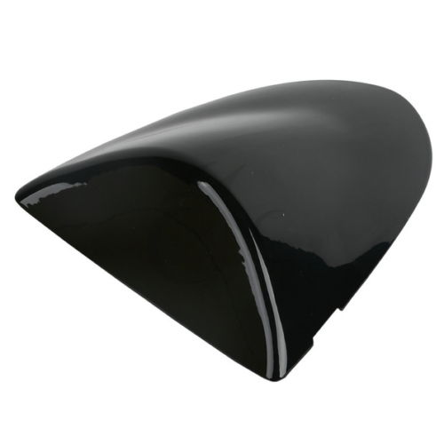 Black White Two Color Passenger Rear Seat Cover Cowl ABS For KAWASAKI Ninja ZX6R ZX636 2005 2006