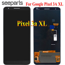 Per Google Pixel 3a Display LCD Touch Screen Digitizer Assembly di Ricambio Per Google pixel 3a xl display lcd