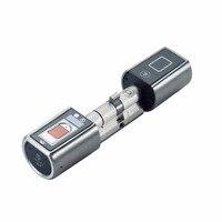 We.lock new safe door sliding biometric fingerprint door lock electronic door lock for home office