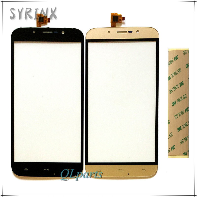 SYRINX With Tape touch screen For Umi Rome X touchscreen touch screen digitizer sensor mobile phone touch panel front glassSYRINX With Tape touch screen For Umi Rome X touchscreen touch screen digitizer sensor mobile phone touch panel front glass