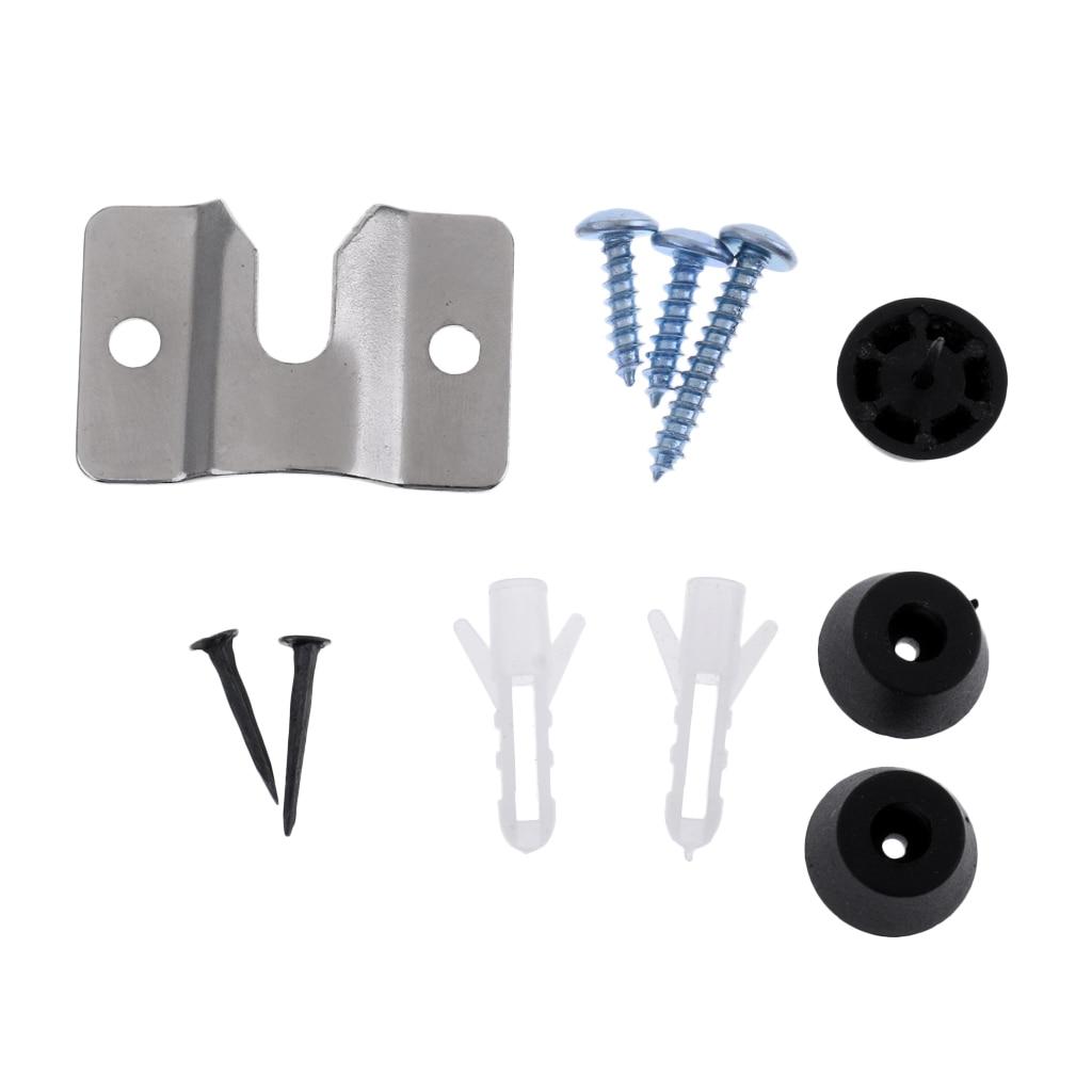 1 Set Practical Hardware Kit Screws For Hanging Dartboard On Cabinet Or Wall