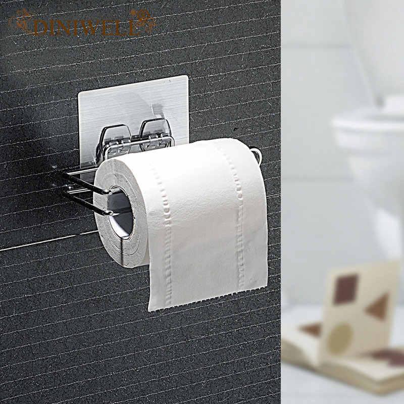 Бытовые контейнеры полки для прочного ванная комната Roll бумага стеллаж для Полотенец кухня игрушка ключ хранения Организатор