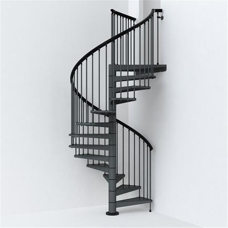 Custom Spiral Stainless Steel Handrail Railing Staircase Design | Stainless Steel Handrail Designs | Balustrade | Supplier | Steel Ordinary | Standard Steel | Simple