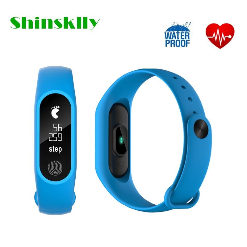 Men Girl M2 Plus Smartband Heart Rate Monitor Fitness Tracker Smart Bracelet wristband Bluetooth Smart Band PK Fitbits mi band 2