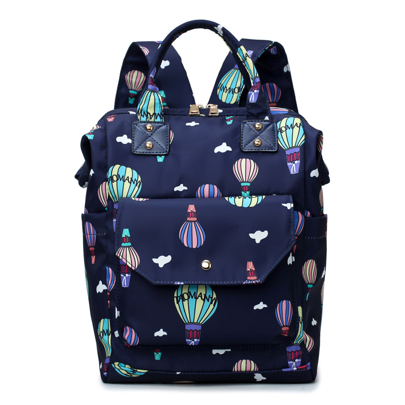 Waterproof Mommy Changing Bag Diaper Bag Large Capacity Travel Backpack Nursing Bag For Baby Care Handbags