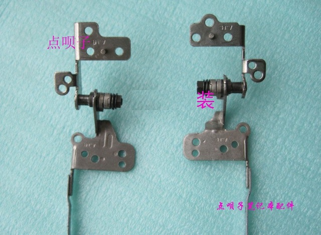 Original new Laptop Lcd Screen Hinges for ACER Aspire 4738 Free Shipping