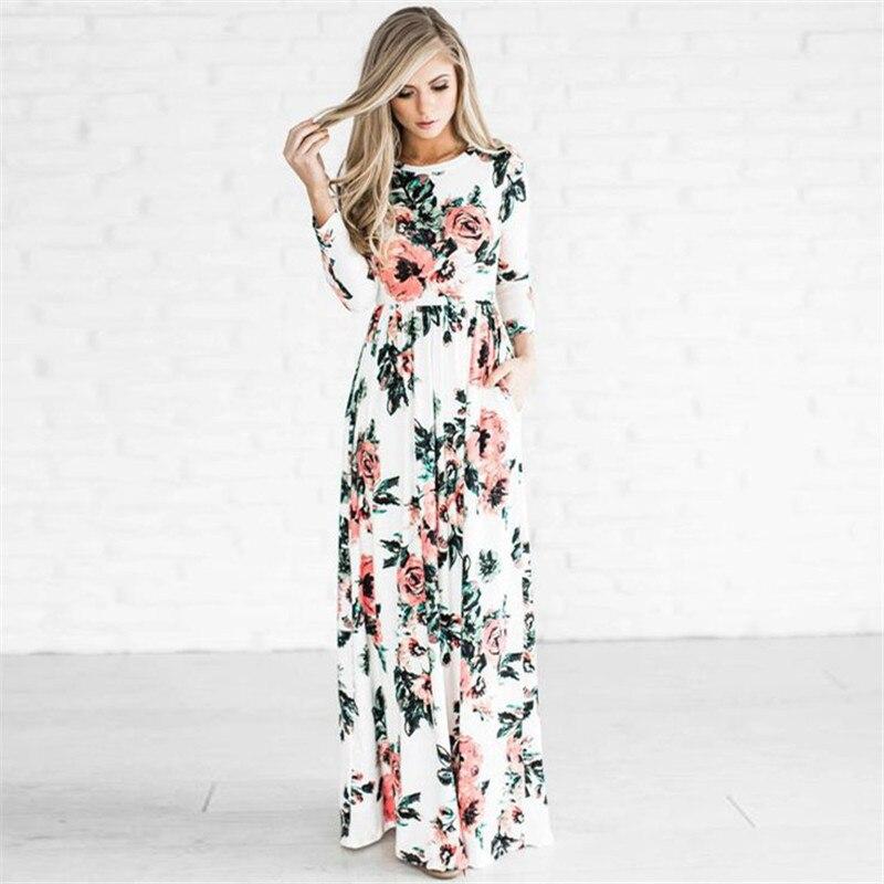 Online Get Cheap Summer Long Dresses -Aliexpress.com | Alibaba Group