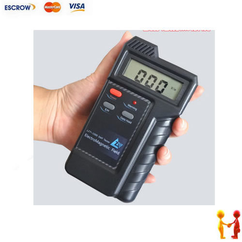LZT-1000 electromagnetic radiation tester Can be measured electric field with the magnetic field Suitable for home use muhammad haris afzal use of earth s magnetic field for pedestrian navigation