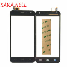 SARA NELL Phone Touch Screen Digitizer For Homtom HT3 HT3 PRO Touch Panel Front Glass Sensor Touchscreen Replacement with Tape все цены