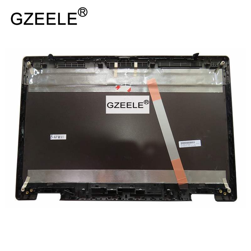 GZEELE 90% NEW Laptop LCD Back Cover for HP ProBook 6460B 6470B 6475B 642778-001 LCD Back case grey A Shell Top Cover Rear Lid gzeele new for dell for vostro 3360 v3360 p32g lcd back cover top rear lcd lid cover case silver 00nxwd