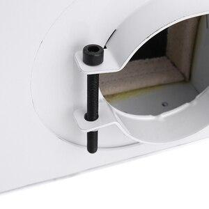 Image 5 - Пылесборник диаметром 65 мм/85 мм/100 мм/125 мм, пылесборник, щетка для ЧПУ шпиндельного двигателя, фрезерный станок, маршрутизатор, Деревообрабатывающие инструменты