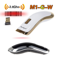 Free Shipping M11WG 2 4G 10M USB Wireless Mini Pocket CCD Barcode Scanner Bar Code Reader