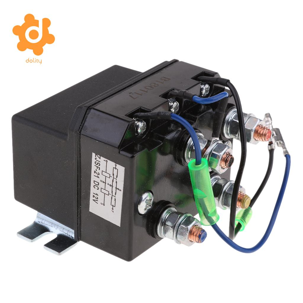 Reversing Solenoid Wiring Diagram Trusted 12v Winch On Relay Library Ac Motor Source 12 Volt