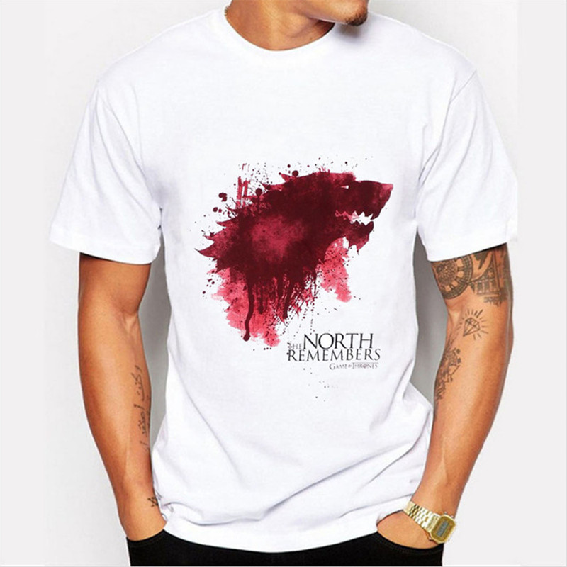 Tshirt-Homme-2016-New-Game-of-Thrones-T-Shirt-Men-Cool-The-North-Remembers-Blood-Wolf.jpg_640x640
