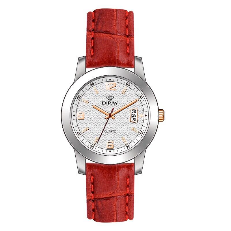 New Design Fashion Ladies Watches Elegant calendar Female Quartz Watch Women Thin Leather Strap Waterproof clock Montre Femme летняя шина nexen n fera su1 245 45 r19 102y