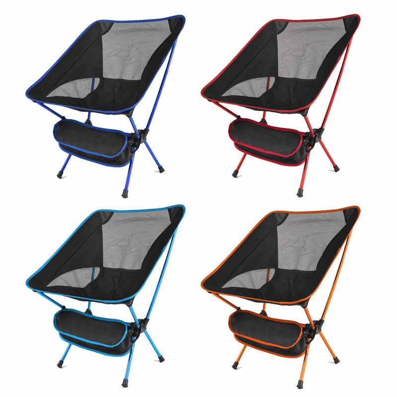 Портативное сиденье легкий стул для рыбалки быстро России наличии кемпинг стул Складная уличная мебель переносной, очень легкий стул