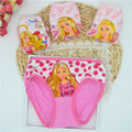girl Underwear girl Brief 3pcs/lot Baby Girl Underwear Kids Panties Child's Underpants Shorts pants Children's Bgub006