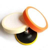 5 In 1 Car Foam Sponge Polishing Wheel Set High Quality Coarse To Fine Waxing With