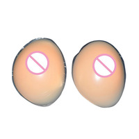 Hot Sale Silicone Artificial Breast For Crossdresser Fake Boobs False Breasts Shemale Push Up Bra Insert