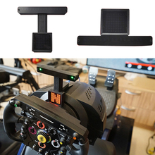 Display del misuratore per thfrusmaster T300 per Logitech G29 G27 Fanatec PC giochi per Computer gioco di corse Dashboard Meter Display LED Light