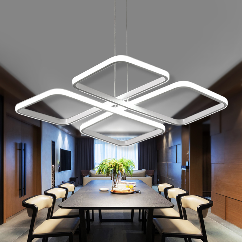 Minimalism Modern LED Pendant Lights for Dining Room Living Room Hanging Hanglampen Suspension Pendant Lamp Fixtures Free Mail neo gleam minimalist modern led pendant lights for dining room kitchen room hanging hanglampen suspension pendant lamp fixture