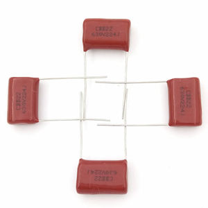 Image 3 - MCIGICM 1000 pcs 220nF 224 630V CBB Polypropylene film capacitor pitch 15mm 224 220nF 630V