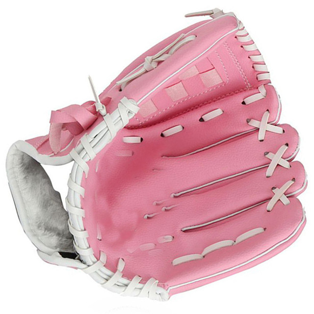 2018 high quality thickening pitcher Baseball glove Softball gloves children juvenile Adult Full payment 5