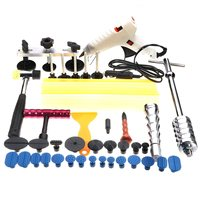 Car Paintless Repair Slide Hammer Hail Removal Dent Puller Glue Stick Tool Kits
