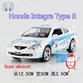 KINSMART Modelos de Fundición de Metal/1:34 Scale/Honda Integra Type R/juguetes para niños de regalos o para colecciones