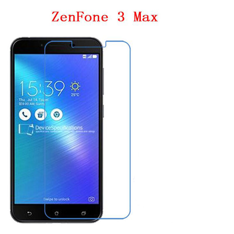explosion proof phone film Anti-Fingerprints touch preserving eyesight for ASUS ZenFone 3 Max ZC553KL screen protector