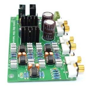 Image 4 - Lusya ne5532 pode ajustar 2 gama 2 maneira falante divisor de freqüência ativa crossover linkwitz riley circuit dsp A8 014