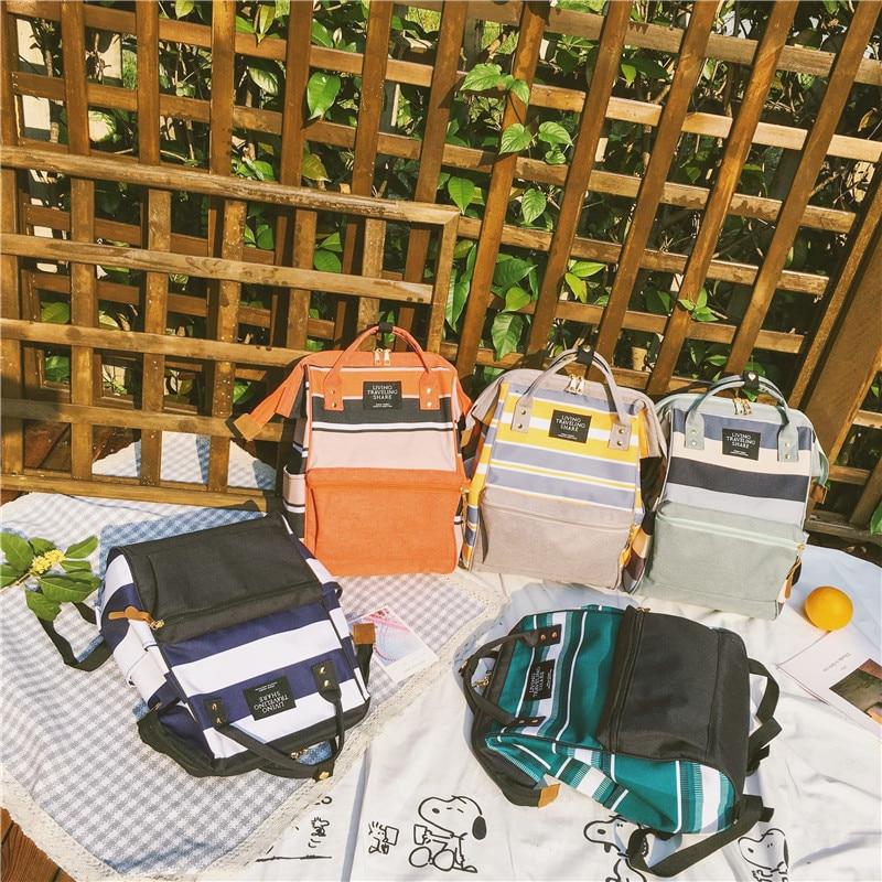 Canvas Travel Mini Shoulder Bag For Teenage Girls