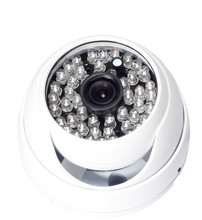 Wide angle CCTV 2.8mm 1300tvl waterproof outdoor safe guard Dome Security Camera