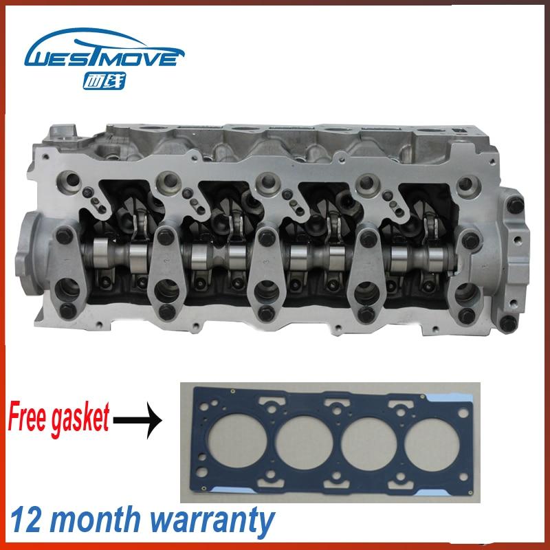 Complete cylinder head D4EA 22100-27750 22100-27000 22100-27900 for hyundai Trajet Elantra Santa Fe Tucson Sonata NF 1991cc