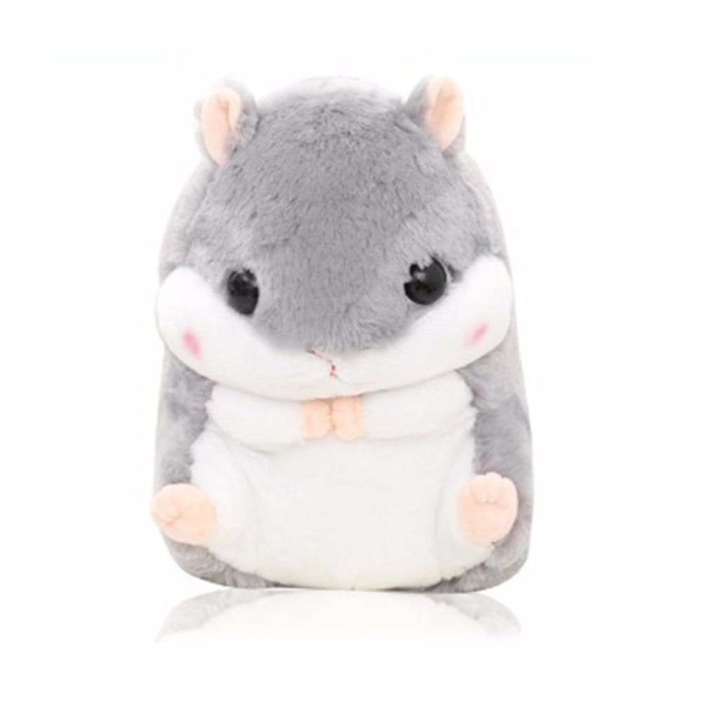 Lovely Cute Design Cartoon Squirrel Shape Portable Blanket Toys Sofa Car Office Air conditioning Travel Blanket Best Gift