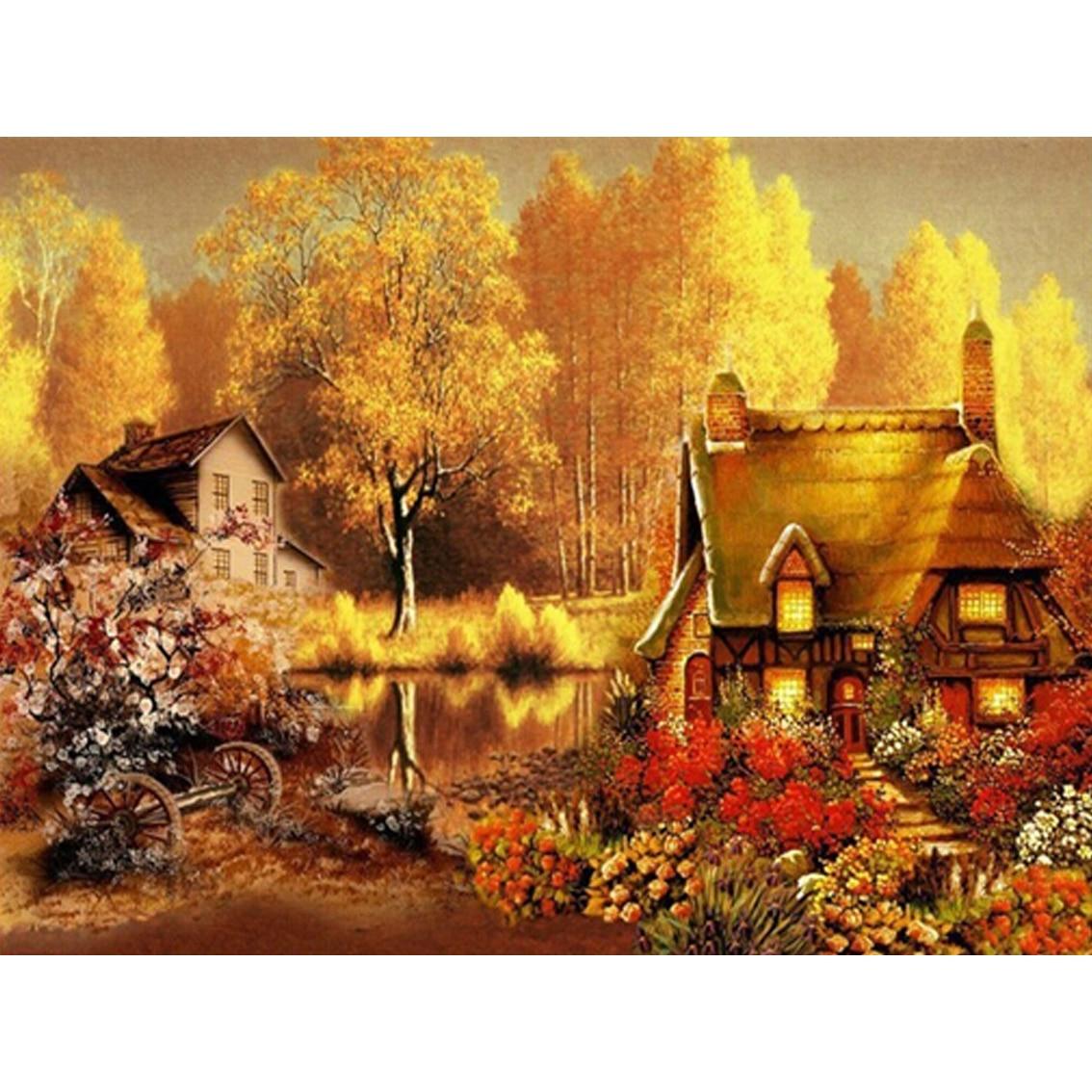 Cottage stijl art koop goedkope cottage stijl art loten van ...