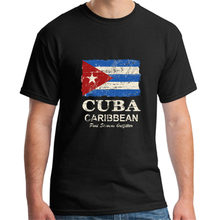 New Flag Of Cuban Cuba Flag Adult 2018 Men's T Shirts barcelona socc-er jersey(China)