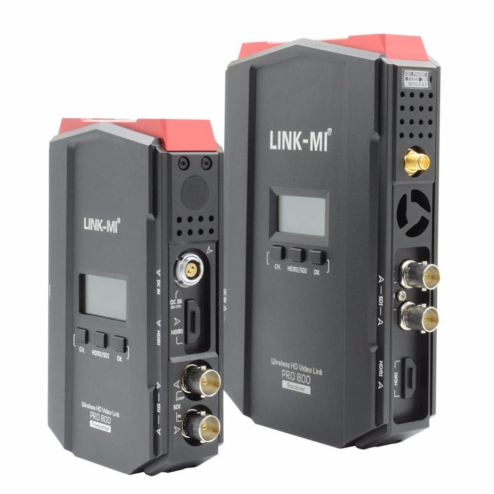 LINK-MI LM-PRO800 հեռահար 800 մ / 2625ft 5.8GHz WHDI Stick - Տնային աուդիո և վիդեո