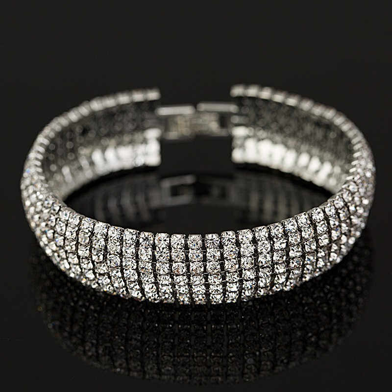 Luxury Crystal Bracelets For Women