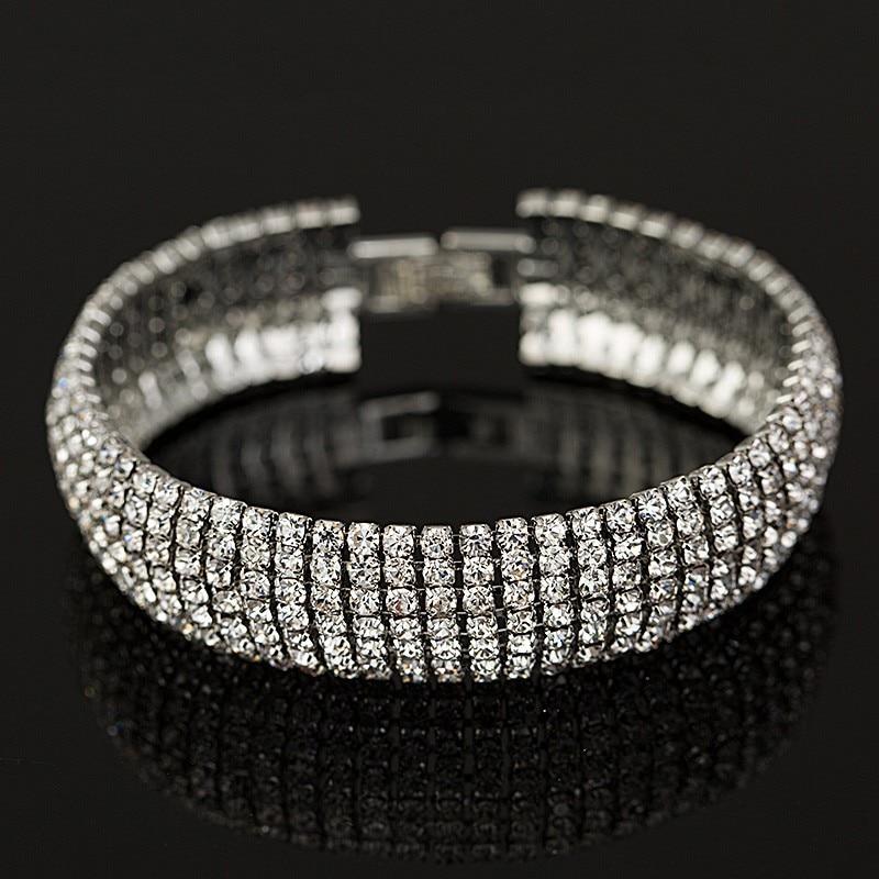 Luxury Crystal Bracelets For Women