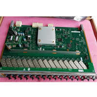 Original Huawei FTTH GPON Board 16 Ports GPFD with C++ SFP Suitable GPON OLT Interface Board for Huawei OLT MA5680T MA5608T