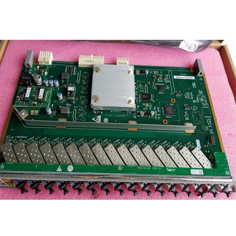 Original Huawei GPFD Portas Placa GPON FTTH 16 com C ++ Placa de Interface para Huawei OLT GPON OLT SFP Adequado MA5680T MA5608T