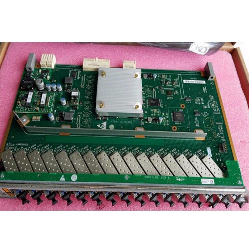 Original huawei ftth gpon placa 16 portas gpfd com c + + sfp adequado gpon olt placa de interface para huawei olt ma5680t ma5608t