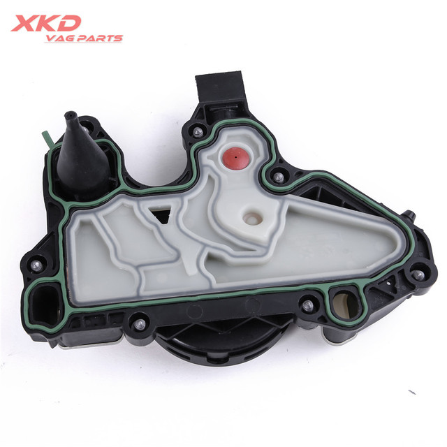 US $44 99 |Oil Separator PCV Valve Assembly For VW Golf MK7 MKVII AUDI A4  A5 A6 A7 Q7 06K 103 495 AF-in Block & Parts from Automobiles & Motorcycles
