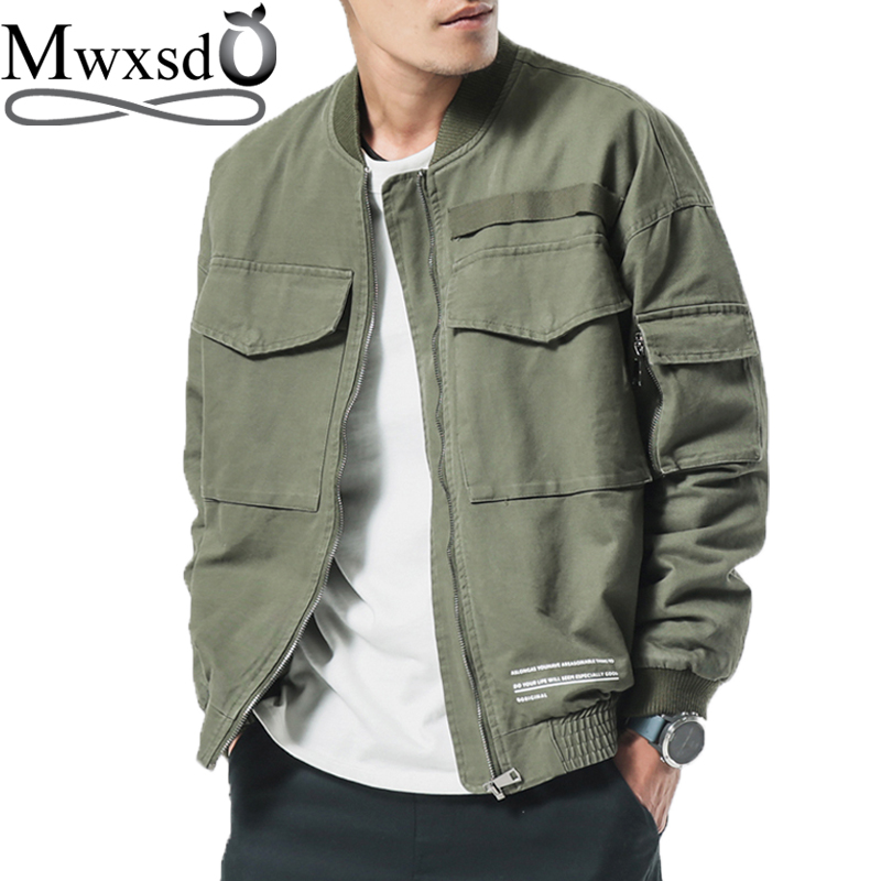 Men Tactical Jacket Autumn Quick Dry 2 in 1 XXXL Military Style Army Coat Male 2019