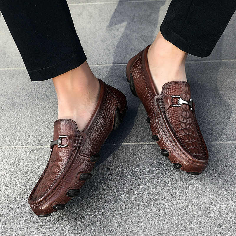 TongLing Mens Loafer Flat Heel Lace Up Solid Color British Style Casual Shoes Dress Shoes