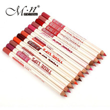 12pcs/lot Waterproof Lip Liner Pencil Women's Professional Long Lasting Lipliner Lip Liner Pen Lips Matte Makeup Tools